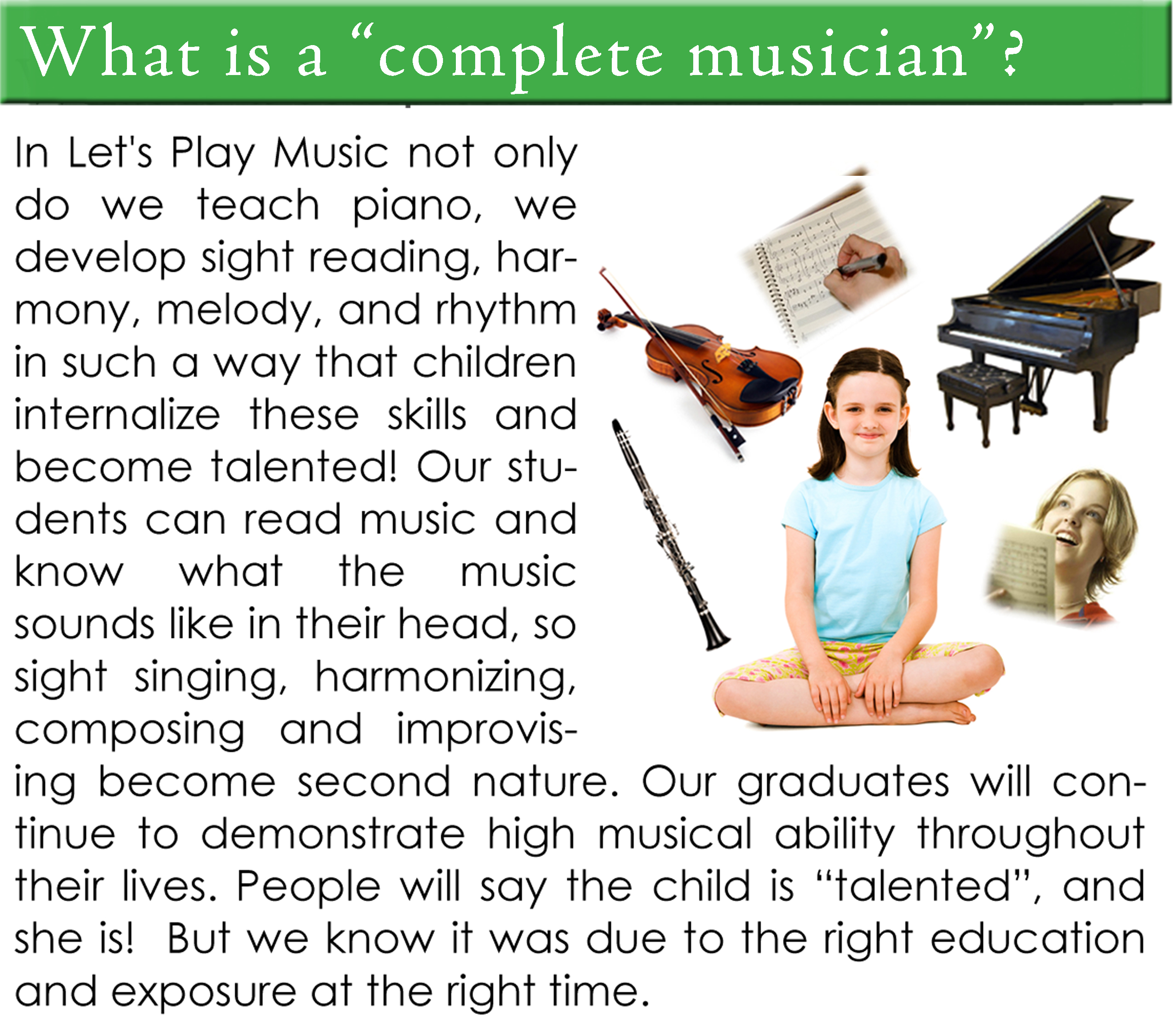 What is The Complete Musician